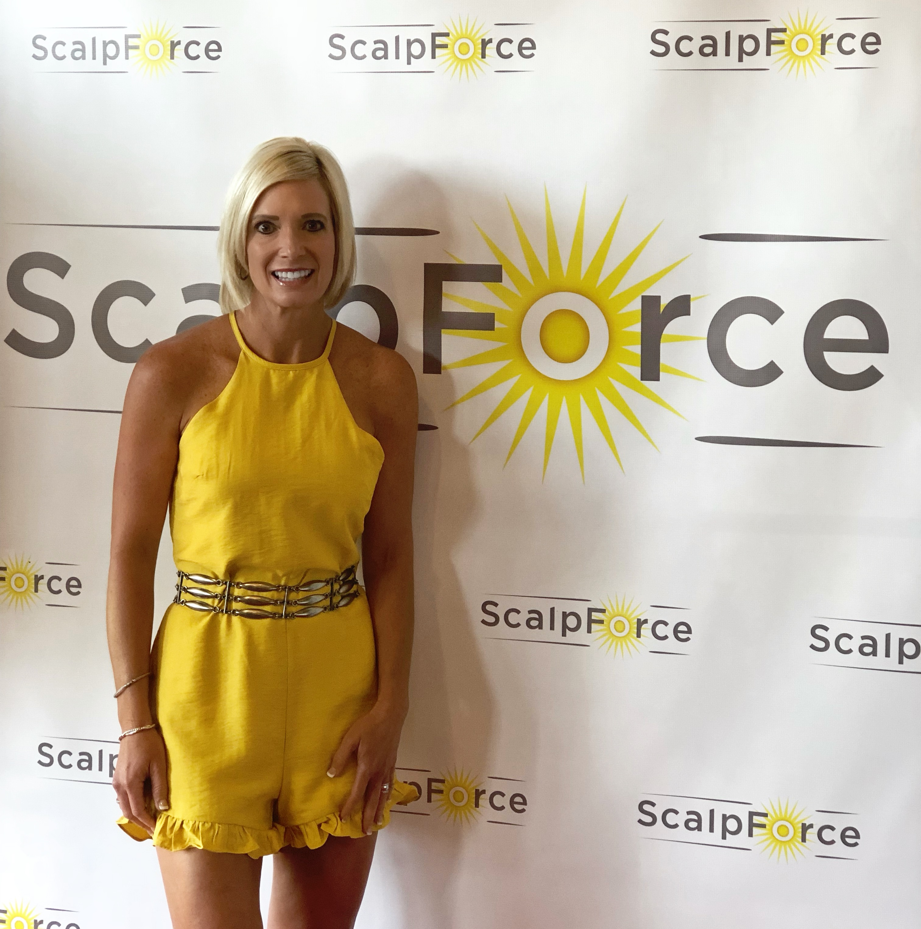 Laurie_LaunchParty - ScalpForce